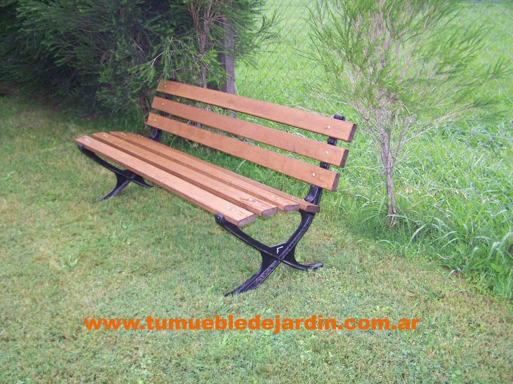 Galerias de imagenes tu mueble de jardin for Bancos exteriores jardin