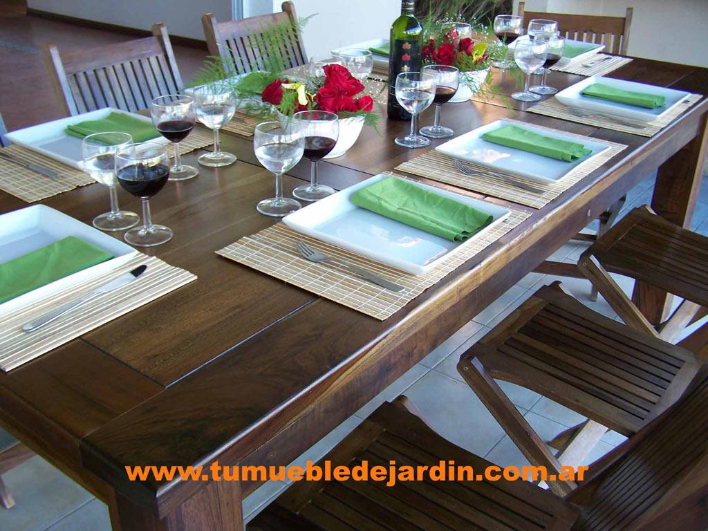Muebles de Jardin en Nuñez
