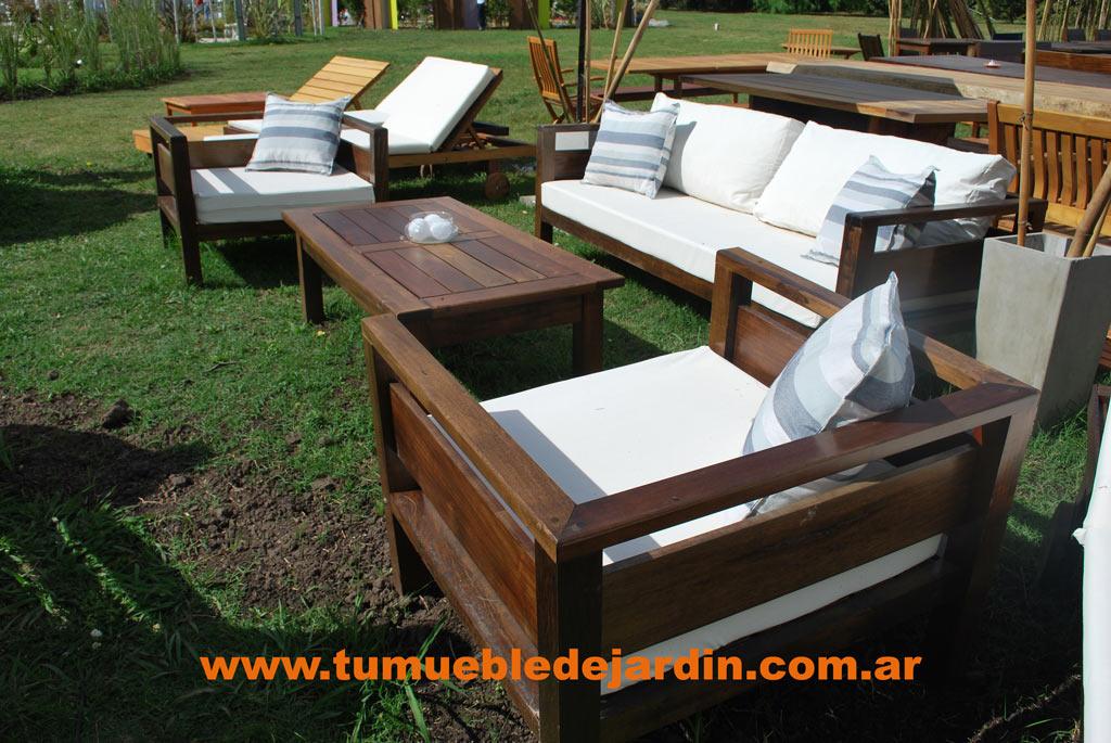 Muebles de jardin en chubut for Sillones de exterior para jardin